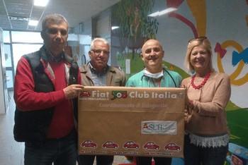 Una Smart TV per i piccoli ricoverati dell'Ospedale Civico di Palermo