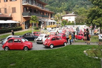 17° meeting Fiat 500 e Derivate a Brusimpiano
