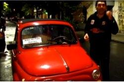 Fabian Budes, la 500 a Buenos Aires su RAI Italia