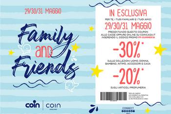 Coin - Promozione speciale per i soci