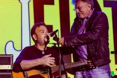 """Da Gaeta a Sanremo con la canzone """"Noi che giriamo in 500"""""""