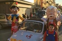 Carnevale a Campofelice di Roccella