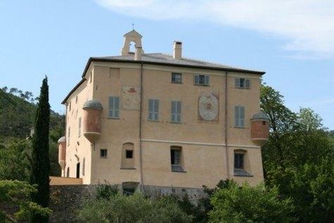 A Garlenda riapre il castello Costa del Carretto