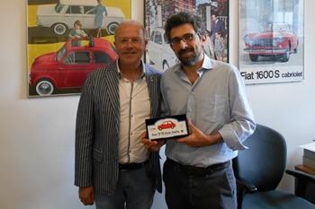 """Visita al Centro Storico Fiat nell'ambito di """"Archivissima"""""""