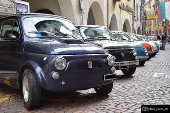 20° raduno Fiat 500 Club Italia a Ceva