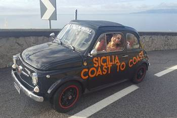 Slow Drive Sorrento - Sicilia Coast to Coast