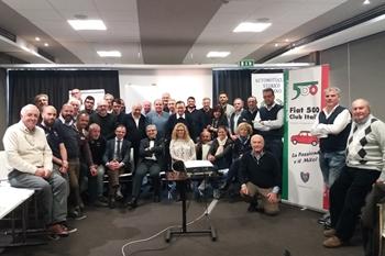 Consiglio direttivo Fiat 500 Club Italia