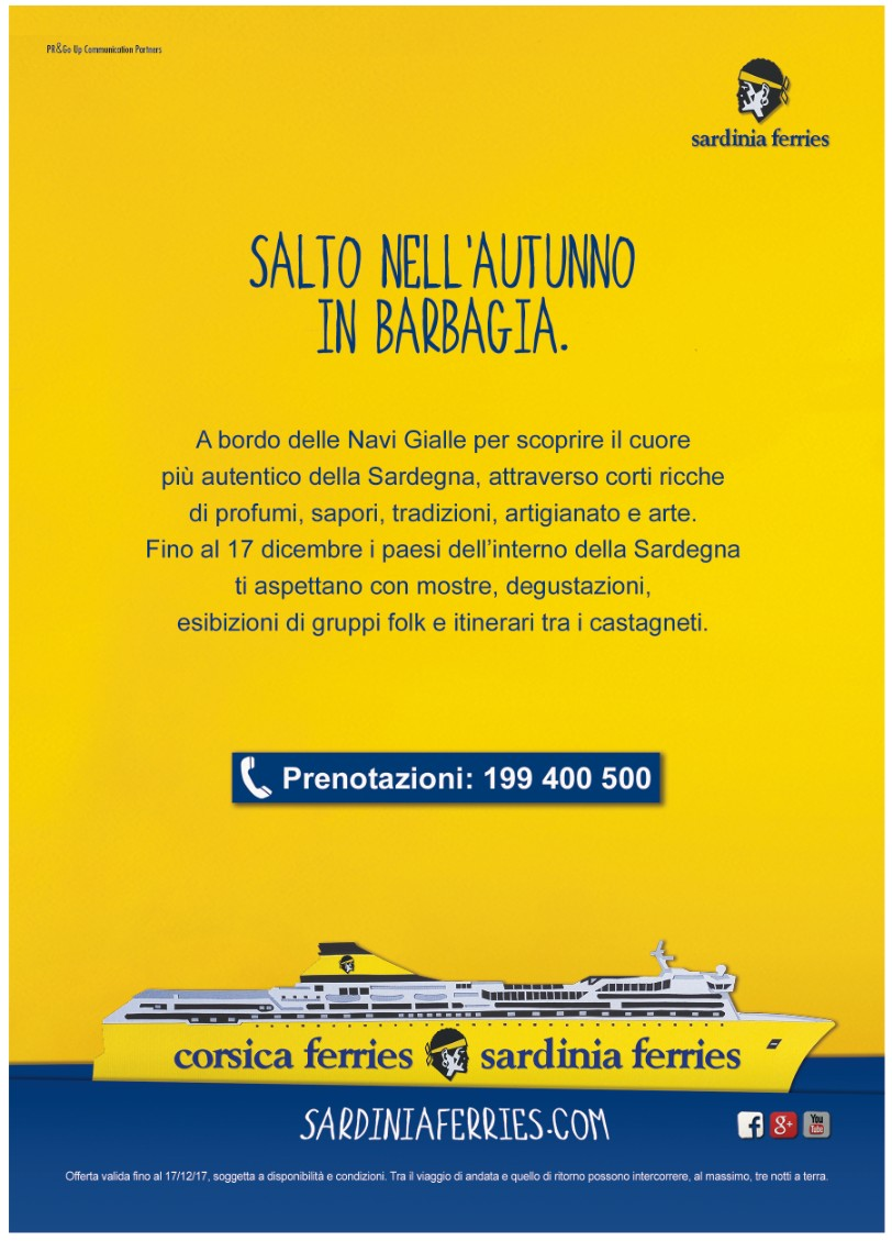 Barbagia - Sardinia Ferries