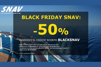 Black Friday con SNAV!