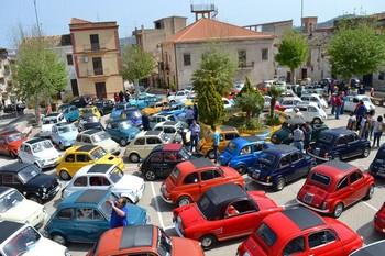 8° Raduno Fiat 500 Bolognetta (PA)