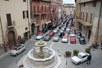 Umbria, in 125 al Raduno di Deruta