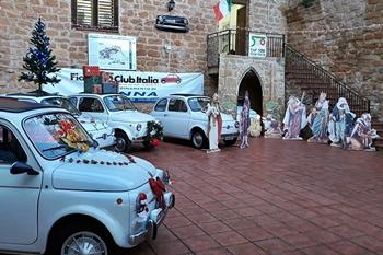 Concorso di disegno al Museo della Fiat 500 di Calascibetta