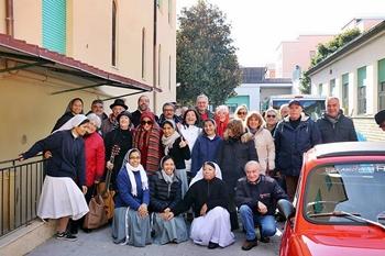500, Befana e solidarietà a Grosseto