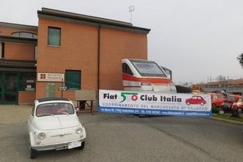 La 500 al Museo Ferroviario Piemontese