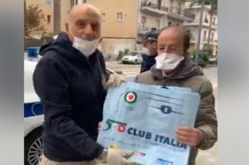 Covid-19, 500&solidarietà a Reggio Calabria