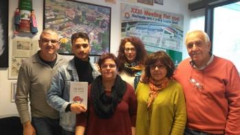 Visita dalla Sicilia della famiglia Grignano