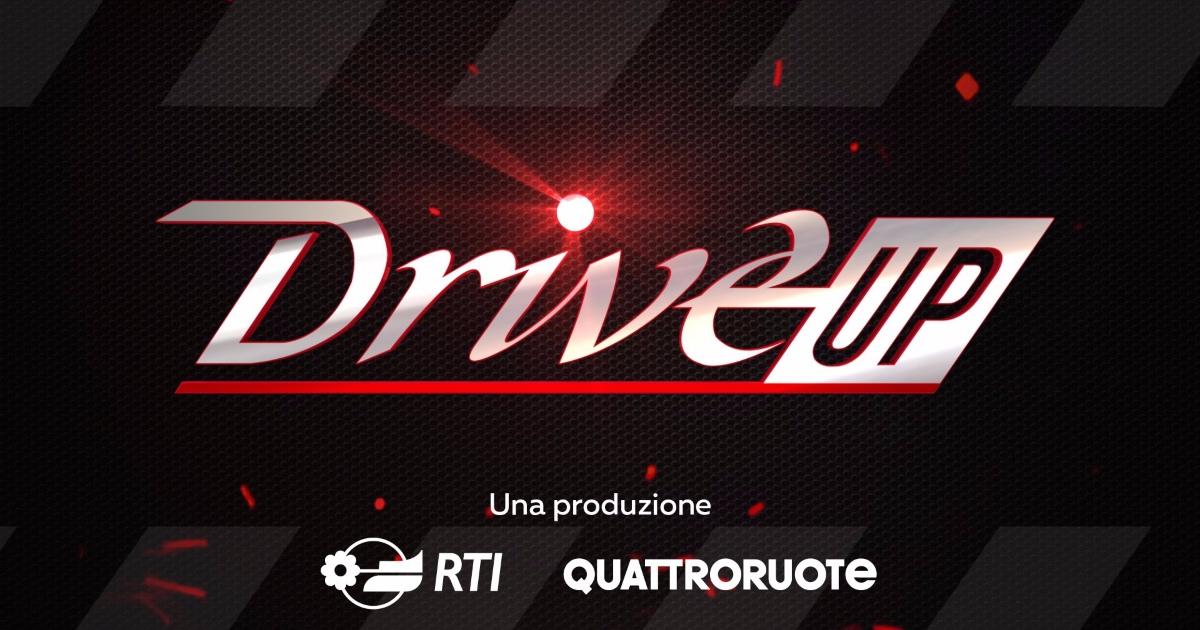 Domani su Italia1 Drive Up