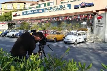 Drive Up al Fiat 500 Club Italia