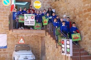 Sicuri sulla strada - educazione stradale a Calascibetta