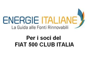 Energie Italiane - nuova opportunità per i Soci