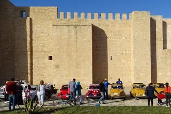 500Miglia in Tunisia - Diario di viaggio