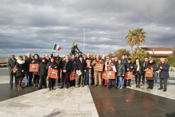 Primo raduno 2018 a Forte dei Marmi