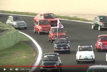 La 500 raccontata su France24