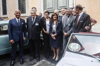 Conferenza ASI a Roma - Il futuro del Motorismo Storico, patrimonio culturale