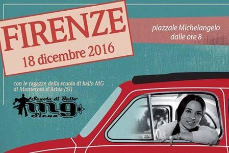 Raduno di Firenze - Quinta tappa del Restyling tour
