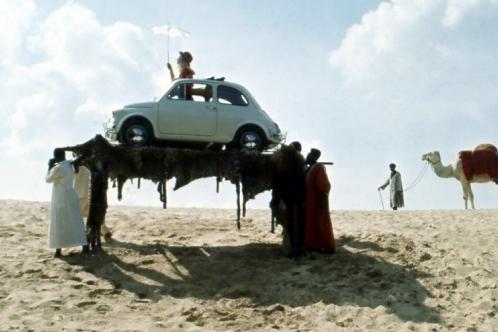 1968: Come Paris Match presentava le dive del Motor Show