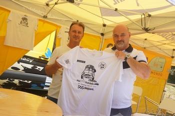 Gino il Cinquino - la maglietta benefica di Bardahl