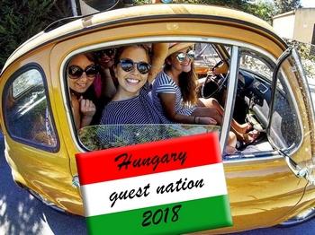 Ungheria, ospite d'onore del Meeting Internazionale di Garlenda 2018