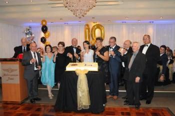Le celebrazioni per i 10 anni dell'IMSMC - Australia