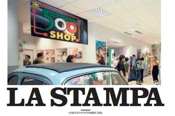La Stampa parla del Museo della 500