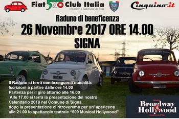 Raduno a Signa (FI) - 25/26 novembre 2017