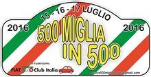 500 Miglia in 500
