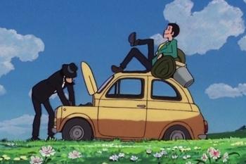 """Addio a Monkey Punch, """"papà"""" di Lupin III e della sua 500 gialla"""