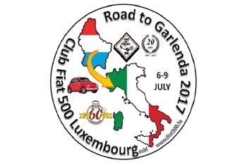 Meeting di Garlenda - dal Lussemburgo 25 Fiat 500 in arrivo