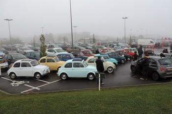 Raduno di 500 in Lussemburgo