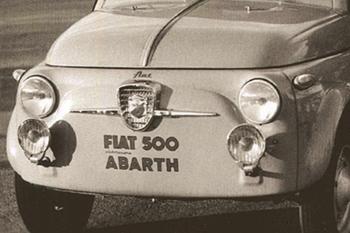 La storia della 500 Abarth dei record