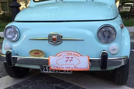 """Raduno Nazionale Fiat 500  """"Città di Mercogliano""""  - Buona la prima"""