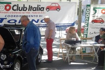 Mezzi d'Epoca a Torino