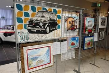 L'arte al Museo Multimediale della 500