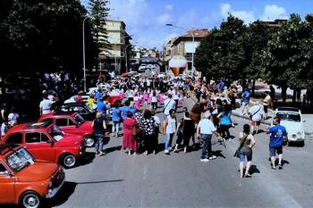 5º Meeting Fiat 500 sui Nebrodi