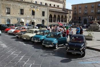 Nel cuore della Sicilia con le 500 - Meeting a Nicosia
