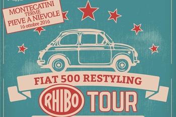 Prossima tappa del Restauro in Tour di Rhibo a Pieve a Nievole - Montecantini Terme