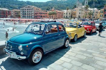 Iscrizione al Fiat 500 Club Italia - Offerta estiva