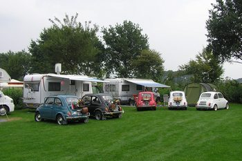 Meeting annuale De Fiat 500 club Nederland