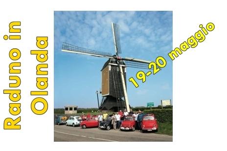 Spedizione del Club per il raduno in Olanda