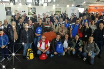Sfiorati i 120.000 visitatori alla fiera Auto Moto d'Epoca